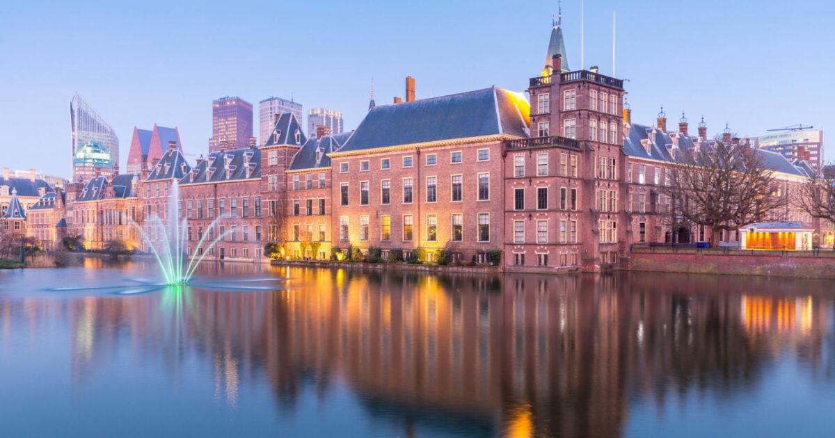 Nieuwe wetgeving binnenhof Den Haag