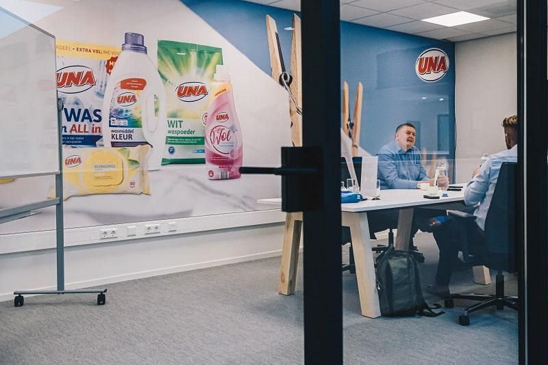 ALDI kantoor